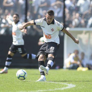 Antes setor mais forte, meio do Vasco vira incógnita com saída de Raul e indefinições