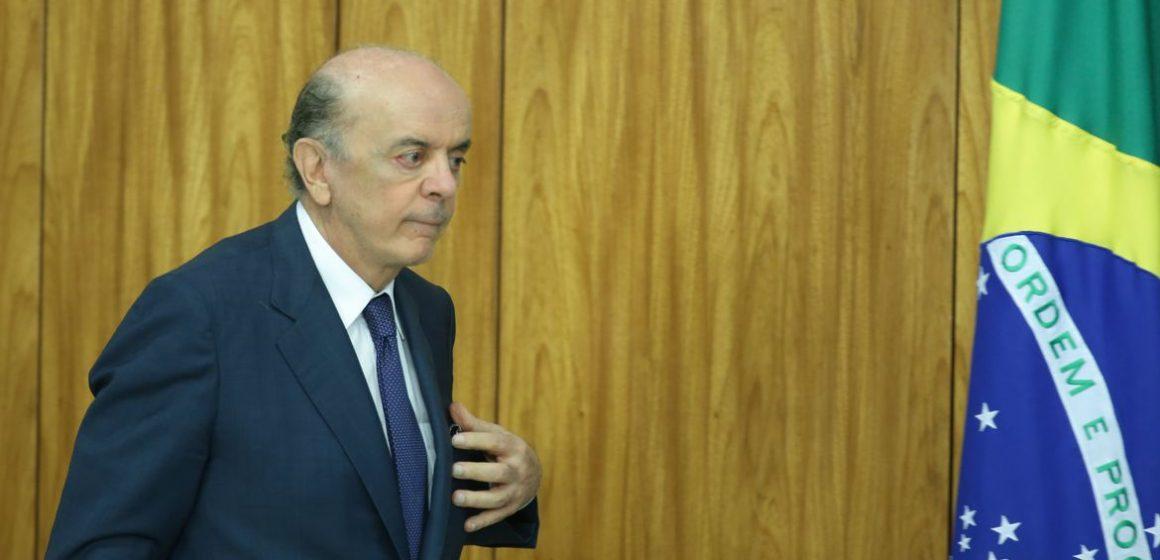 Lava Jato em SP pede ajuda a Aras para retomar investigação contra Serra