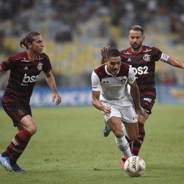 Globo não vai transmitir final da Taça Rio entre Fluminense e Flamengo