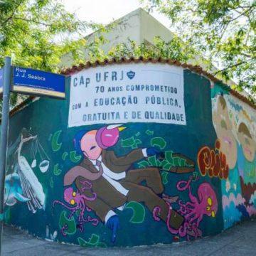Colégio Aplicação da UFRJ oferece ajuda de até R$ 1 mil para alunos baixa renda