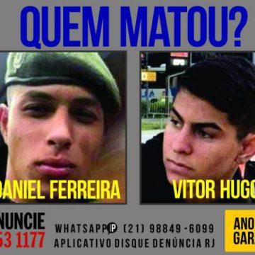 Polícia pede informações sobre suspeitos de matar militares em São Gonçalo