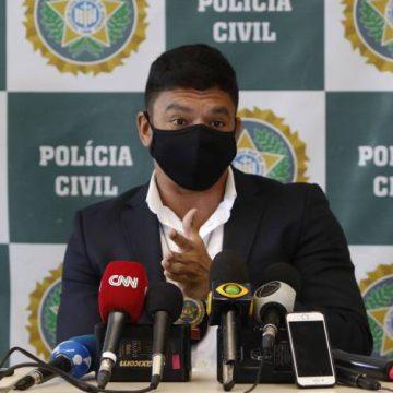 Polícia identifica homens armados em festa da milícia em Angra dos Reis