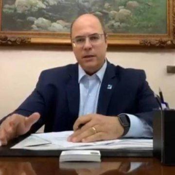 Witzel assina decreto que suspende cobrança de consignados; ato sai segunda-feira no DO