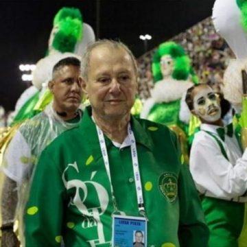Morre Luiz Pacheco Drummond presidente da GRES Imperatriz Leopoldinense