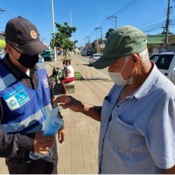 """""""Fique atento """":Governo do Estado regulamenta o uso obrigatório de máscaras de proteção facial"""