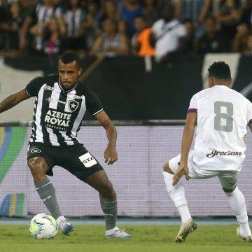 Botafogo conclui venda de Alex Santana ao Ludogorets por valor próximo de 800 mil euros