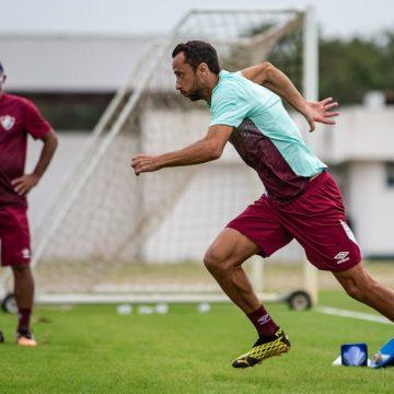Escalação do Fluminense: Odair põe Nenê e Wellington Silva nos lugares de Ganso e Evanilson