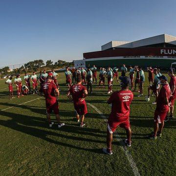 Fluminense se reapresenta e inicia preparação para Brasileiro; exame feito por Gilberto não indica lesão