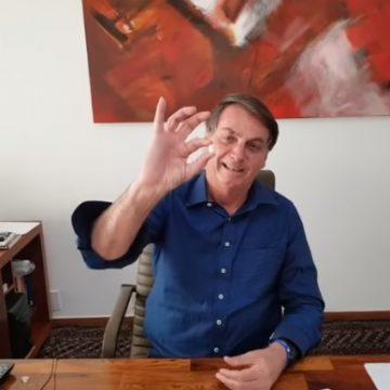 Após testar positivo, Bolsonaro começa tratamento com Hidroxicloroquina e diz que 'está dando certo'
