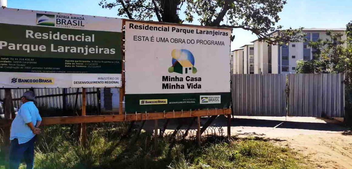 Contemplados do programa Minha Casa Minha vida em Nova Iguaçu esperam 7 anos por suas casas