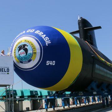 Marinha ativa Base de Submarinos da Ilha da Madeira no RJ