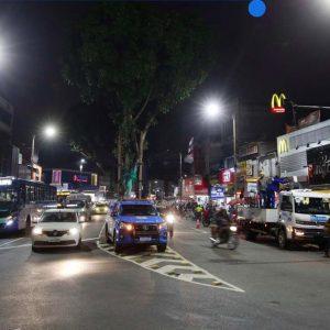 Prefeitura entrega os primeiros pontos de LED da cidade