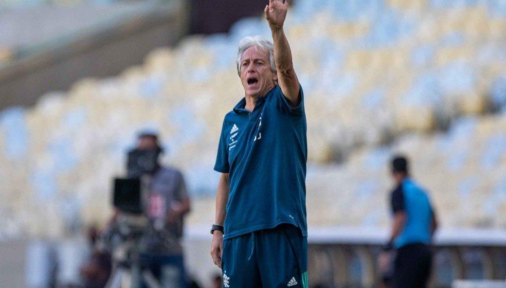 Assédio do Benfica, Flamengo confiante e multa baixa: as cartas na mesa por Jorge Jesus