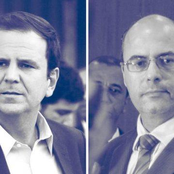 Paes pede para STF apurar uso de robôs em campanha de Witzel admitido em entrevista por secretário de Crivella