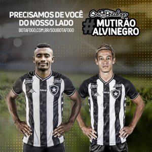 #MutirãoAlvinegro: Botafogo tenta capitalizar com Honda e Kalou e busca aumento de sócios
