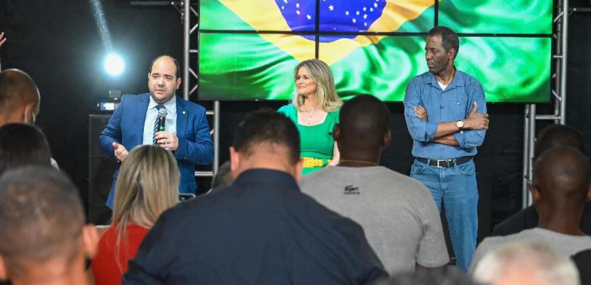 Presidente Estadual do PSL confirma pré candidatura de Raquel Stasiak à prefeitura de Nova Iguaçu