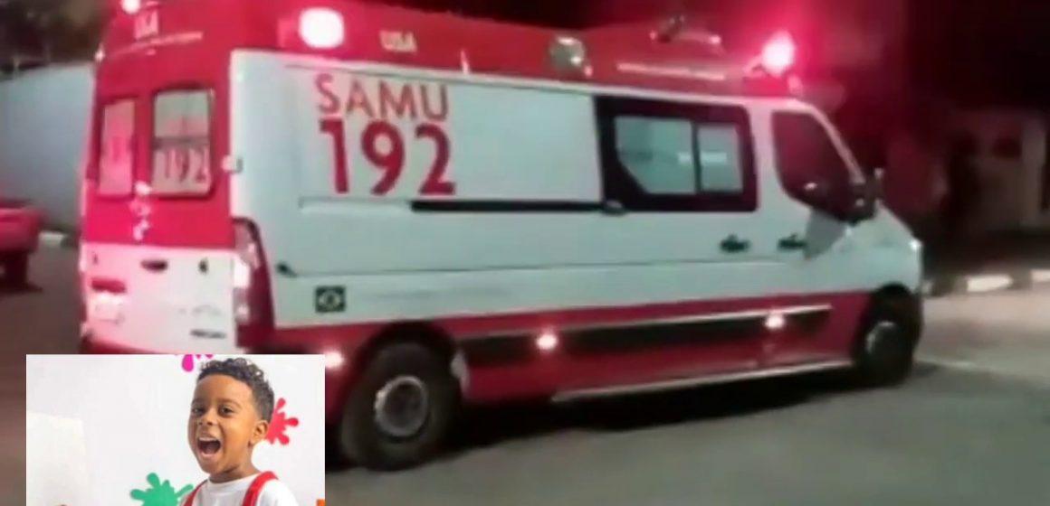 Menino de 7 anos morre baleado na porta de casa na Baixada Fluminense
