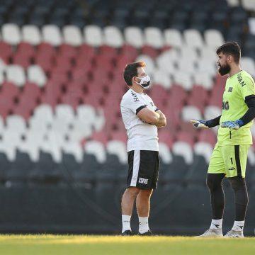 Sem atuar desde o último dia 2, Vasco marca jogo-treino contra o Porto Velho para quarta-feira