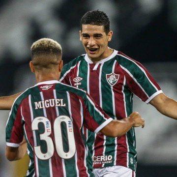 Fluminense vence o Botafogo em primeiro amistoso preparativo para o Brasileiro