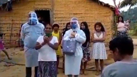 MPF e MP do Rio cobram medidas para garantir proteção a índios em Angra e Paraty