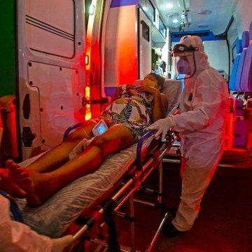 Boletim das 13h: Brasil tem 2.048.697 casos e 165 mortos por Covid-19, aponta consórcio de veículos da imprensa