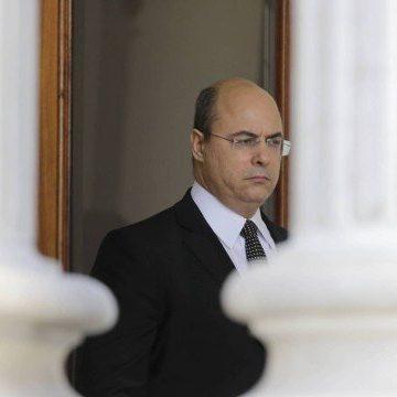 STJ suspende depoimento de Witzel sobre desvios na saúde