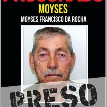 Homem de 65 anos condenado por violência doméstica é preso em Magé