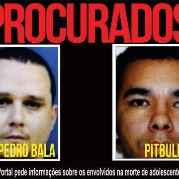 Polícia busca suspeitos do assassinato de adolescente no Complexo da Penha