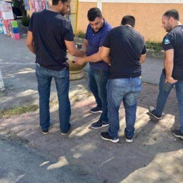 Miliciano acusado de matar dois homens em Curicica é preso na Taquara