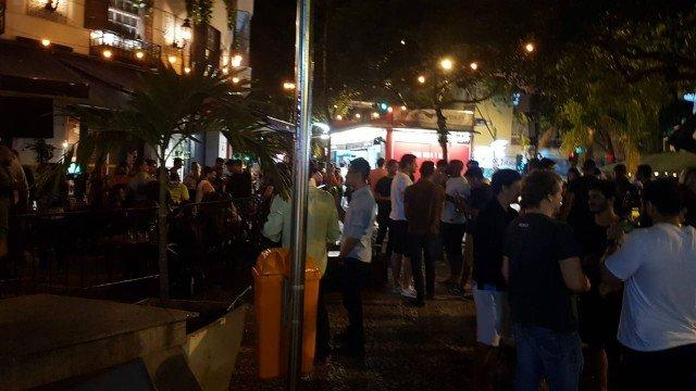 Prefeitura do Rio já recebeu 22 mil denúncias de aglomerações em bares e restaurantes desde o início do isolamento