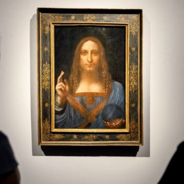 Salvator Mundi: a pintura mais cara do mundo vira musical da Broadway