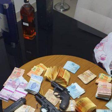 Polícia prende quadrilha do Complexo da Maré que assaltou banco em Juiz de Fora