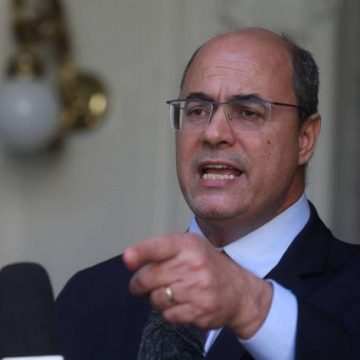 'Jamais compactuei com atos de corrupção patrocinados pelo Edmar', diz Witzel