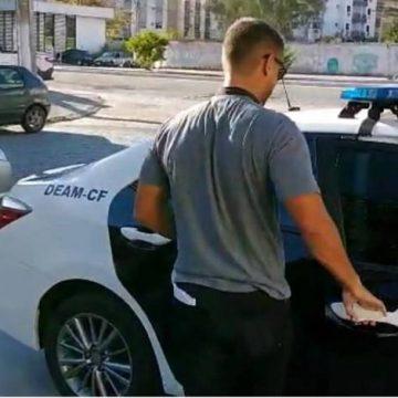 Polícia prende homem suspeito de abusar de duas filhas em Cabo Frio