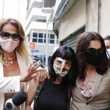 Modelo trans espancada em Copacabana reconhece agressor na delegacia