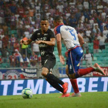CBF adia Botafogo x Bahia, pelo Brasileirão, após conflito de datas com o Campeonato Baiano