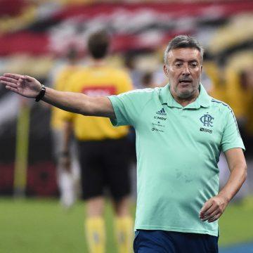 Tiki-taka e tic-tac ocupam o centro das discussões do novo Flamengo