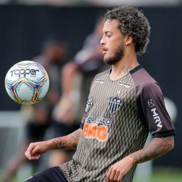 Sonho antigo, Guga, do Atlético-MG, volta a ser alvo do Flamengo para substituir Rafinha