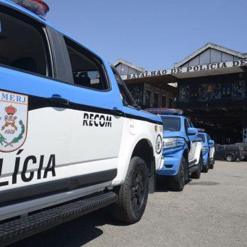 PM do Rio se recusa a proibir policiais de participarem armados de manifestações