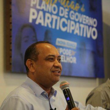 Max Lemos abre discussão para Plano de Governo Participativo
