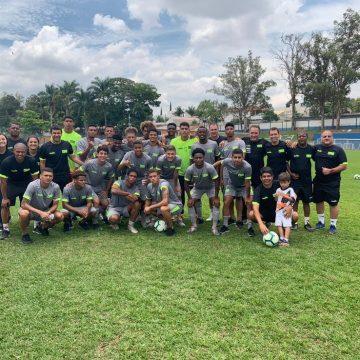 Coordenador de transição, PC Gusmão se empolga com jovens do Vasco no time de cima e explica processos