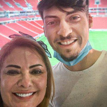 Jair Renan, filho do presidente Jair Bolsonaro, está com coronavírus, diz mãe