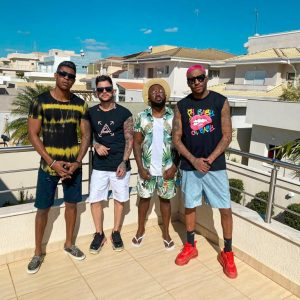 """Grupo Presença grava seu Segundo Dvd com o título """" Oh baby na House"""""""