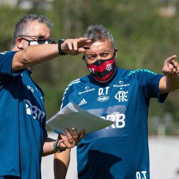 Escalação do Flamengo: tendência é de Dome ter força máxima contra o Galo e repetir Jesus