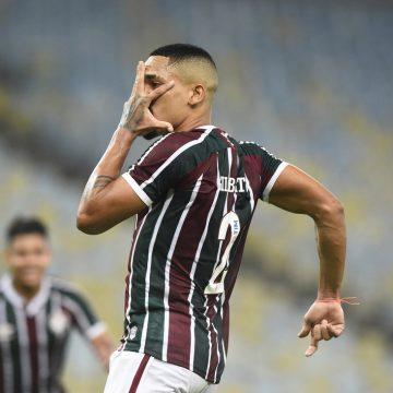 Fluminense acerta venda de Gilberto para o Benfica