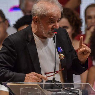 Lula pede a Gilmar Mendes que priorize julgamento sobre suspeição de Moro