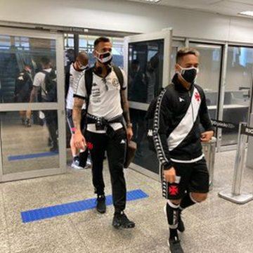 Escalação do Vasco: Pikachu e Vinícius voltam ao time titular contra o Goiás