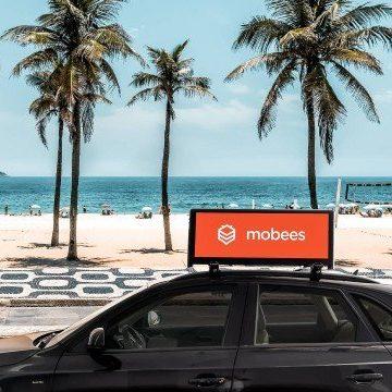 Startup lança letreiros para carros de aplicativo, e motoristas faturam renda extra