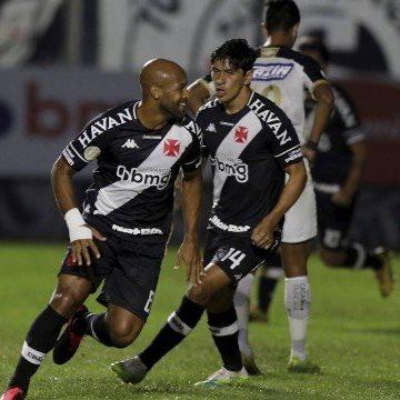 Vasco estreia com vitória sobre o Sport em noite de Fellipe Bastos