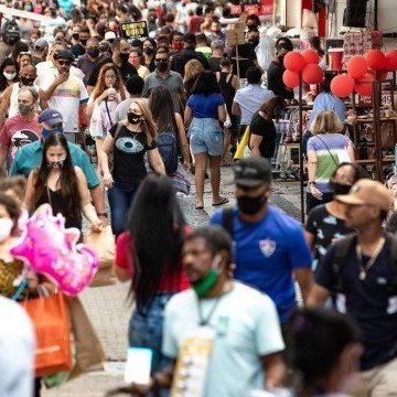 Rio tem a maior média móvel de mortes por Covid-19 dos últimos 30 dias